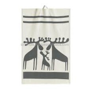 indian factory supply german kitchen towel