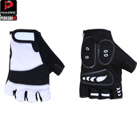 2019 Wholesale Outdoor Running Bike Riding Training Gym Sports Racing Fitness Fingerless Cycling Gloves