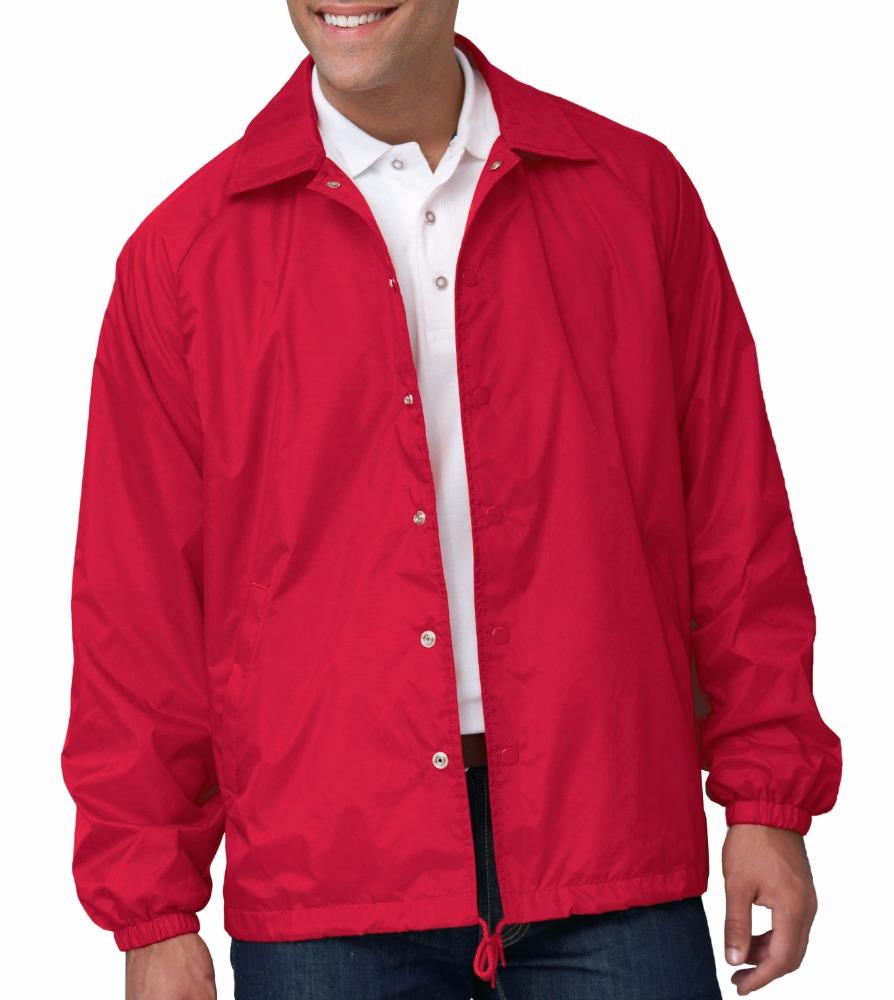 Custom Coach Jacket, Custom Coach Jacket Suppliers and ...