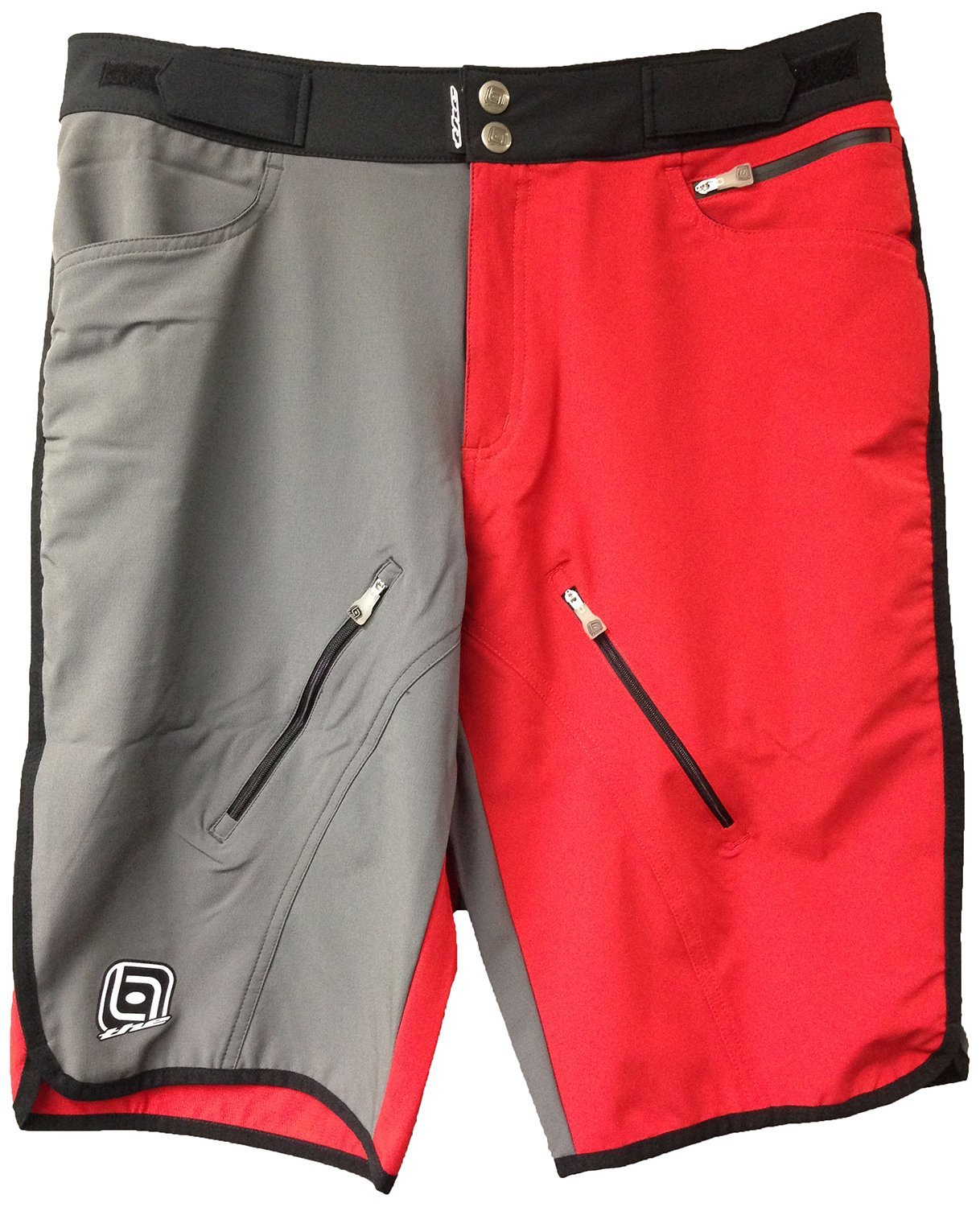 ae5fea6f7 Get Quotations · THE Industries Scallop Mountain Bike Shorts