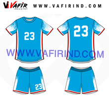 Groothandel Sublimatie Voetbal Jersey, Custom Droge Fit Voetbal Uniform Sets Voor <span class=keywords><strong>Team</strong></span>