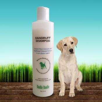 Budle Budle Dog Schuppen Shampoo 300ml 1058 Unzen Für Alle Haustiere Mit Aloe Veraavocadoöljojobaöl Medizinisches Hundeshampoo Buy