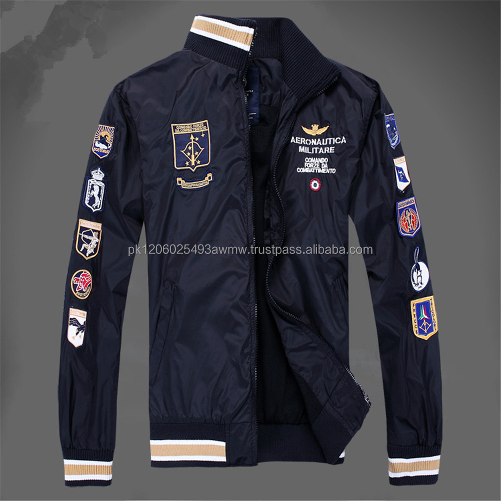 military air force windbreaker jacket/air force jackets for sale