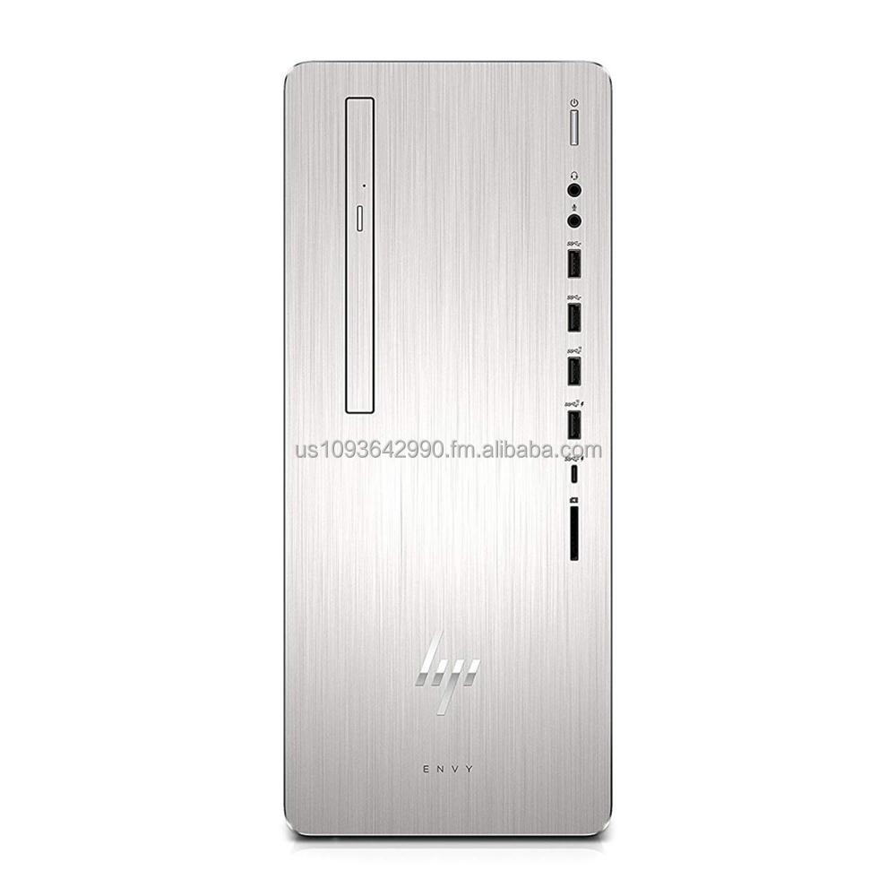 HP-Envy 795 Tower Desktop - 8th Gen. Intel Core i7-8700K 6-Core up to 4.70 GHz, 64GB DDR4 Memory Authentic