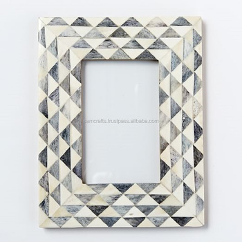 Mdf And Wooden Bone Inlay Photo Frames For Wholesale Buyer - Buy ...