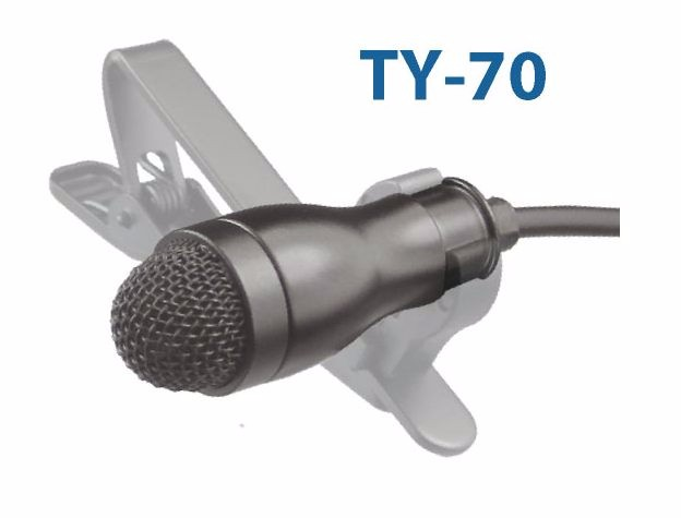 TY-60/ TY-70 omni directional small capsule wireless system microphone
