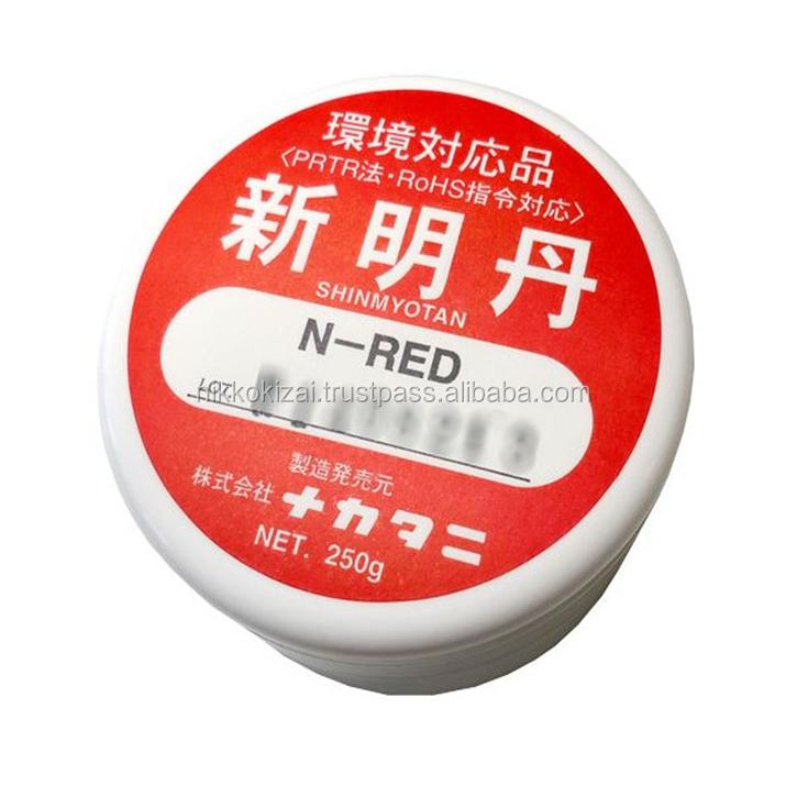 SHINMYOTAN Kimia Zat Bantu Merah Memimpin untuk Cetakan