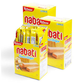 Nabati Cheese Wafer - Buy Cheese Wafer,Wafer,Snack Product on Alibaba com