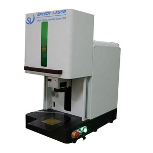 30w 50w 100w fiber laser marking machine for bearings auto spare parts