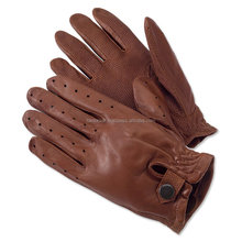 lamb skin driving gloves/ Best quality by taidoc