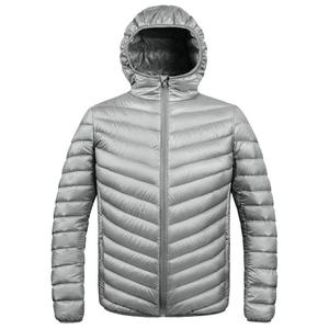 Winter jacket 100% nylon ultra light puffer down jacket/ shiny nylon jackets/100% polyester bomber jacket jacket