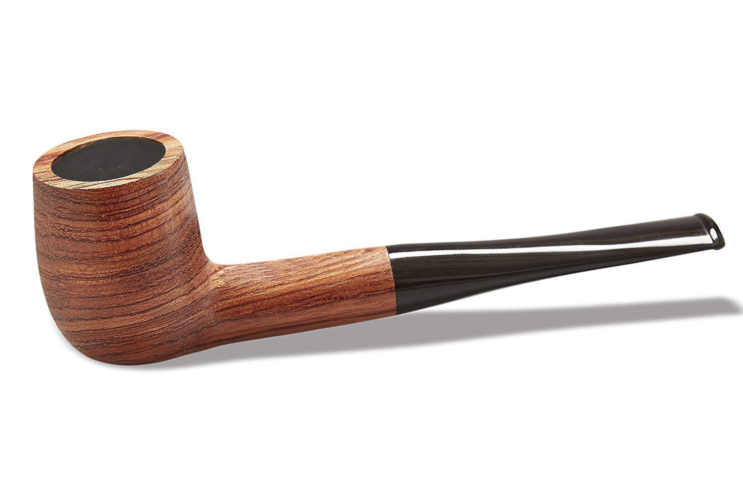 Smoking Pipe for Tobacco Wooden Pipe Handmade New Pipe FREE GIFT