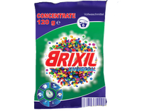 Brixil Universal Laundry Detergent Gel and washing powder