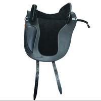 high quality spanish treeless horse riding saddle