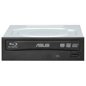 "Asus BC-12B1ST Internal Blu-ray Reader/DVD-Writer - Bulk Pack - BD-ROM/DVD-RAM/Â¿R/Â¿RW Support - 48x CD Read/48x CD Write/24x CD Rewrite - 12x BD Read - 16x DVD Read/16x DVD Write/8x DVD Rewrite - Double-layer Media Supported - SATA - 5.25"" - 1/2H - BC-12B1ST/BLK/B/AS"