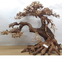 Bonsai Driftwood Tree for Aquarium Aquascape Moss Plant Fish Shrimp Tank