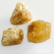 Raw honey calcite