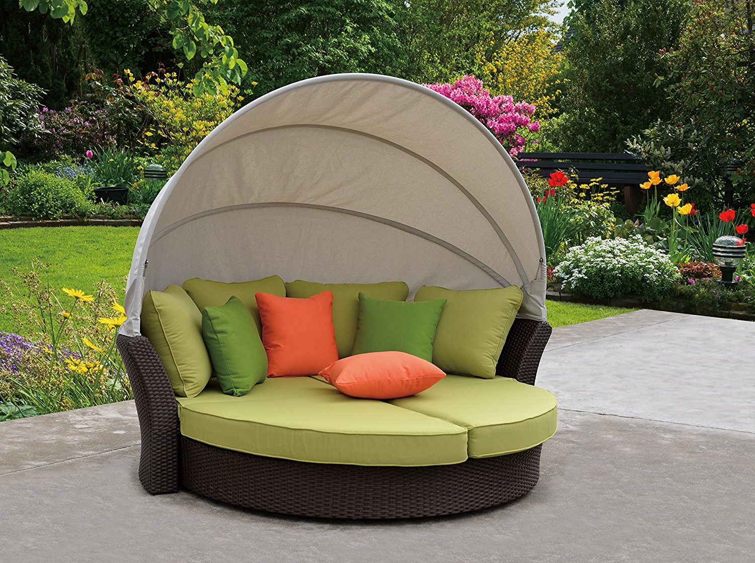 Pleasant Cheap Costco Outdoor Daybed Find Costco Outdoor Daybed Home Remodeling Inspirations Basidirectenergyitoicom