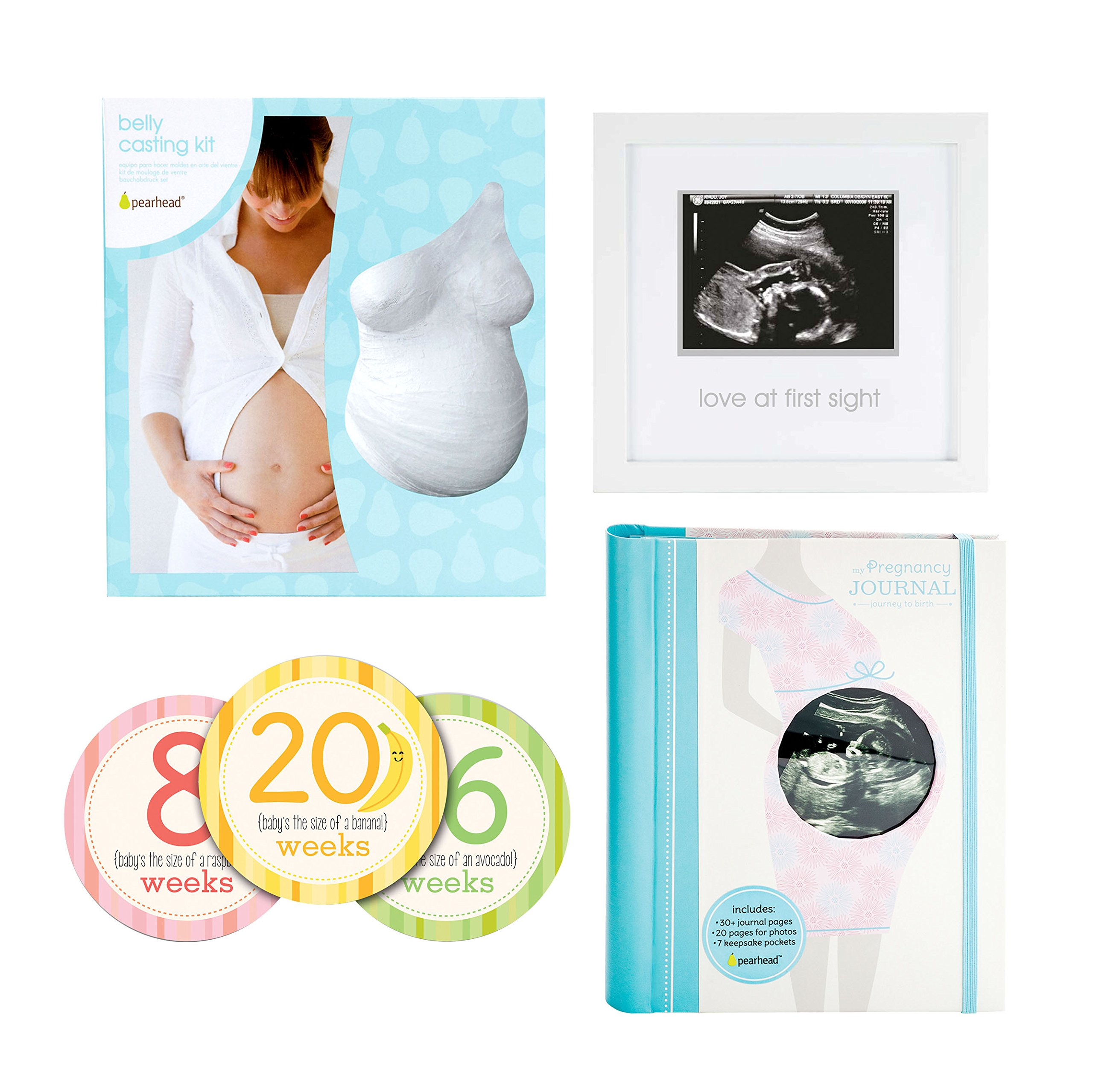 Get Quotations Pearhead Expecting Mom Gift Set A Perfect Baby Shower Idea For Expectant Mothers