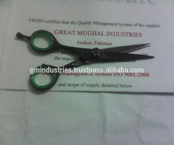 Professional hair dressing scissors Hair cutting scissors Shears Razor Edged by GM Industries 2069
