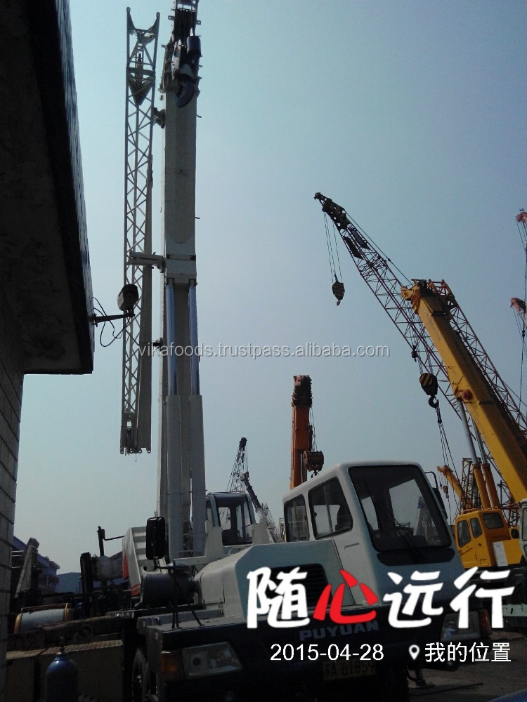 Used Zoomlion QY500 crane with good condition for sale with good condition for sale