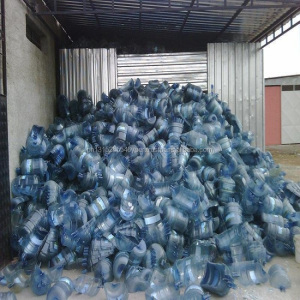 Strong PC water bottle scrap/hdpe Pipe Scrap/hdpe Milk Bottle Flakes for Sale