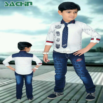 a2bfff82a New Style 100% Cotton Best Design Boys Dress - Buy Designer Boys ...