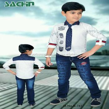 2e4cf9c37 New Style 100% Cotton Best Design Boys Dress - Buy Designer Boys ...