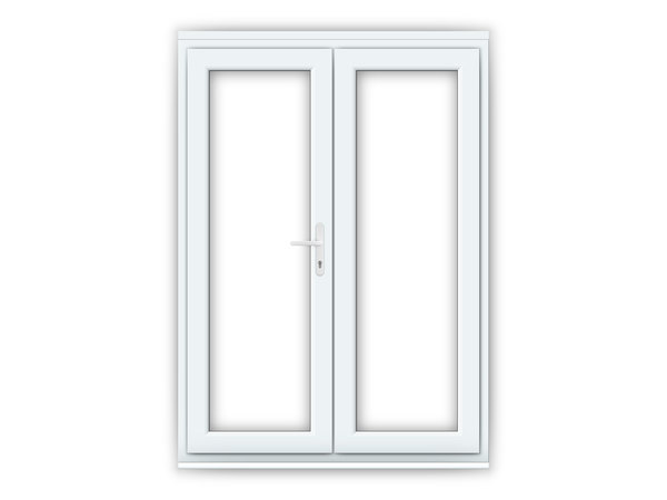 Aluminum Door - French door - Yakaza Metal Ltd.