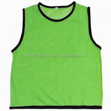 Wholesale factory direct custom soccer training bibs sports vests