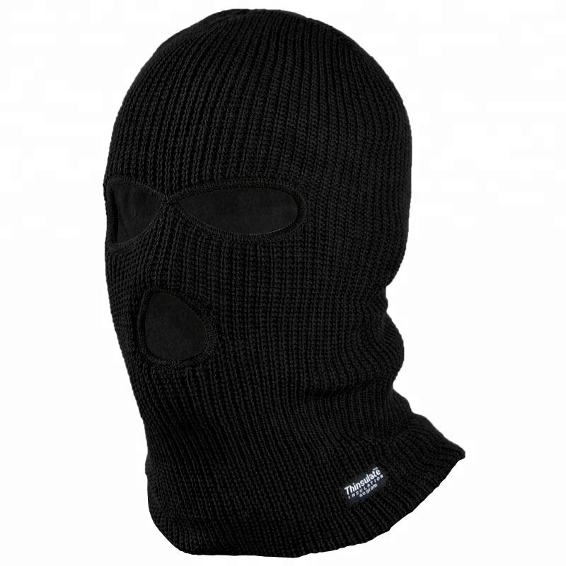 Canadian Military Unisex Thick Face Ski Mask Winter Hat Bike Thermal Fleece  Balaclava Neck 2806743df37