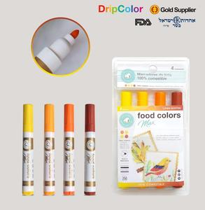 Promotional Color Ink Pen Food Marker Grade Cake Cookie Pencil