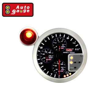 125mm best selling products 5 in 1 auto rpm gauge