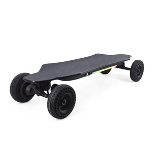 Best Quality SUV-2 Blet 2000W Motors 40km/h speed LED 4 wheels electric skateboard