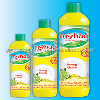 Dish Wash Liquid My Hao Lemon 800ml