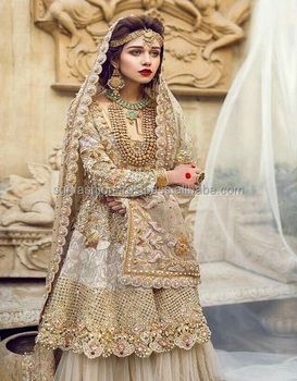 Designer Pakistani Dresses 2018 Buy Designer Pakistani Dresses 2018 Pakistani Wedding Partywear Dresses 2018 Heavy Embroidered Pakistani Wedding Dresses 2018 Product On Alibaba Com