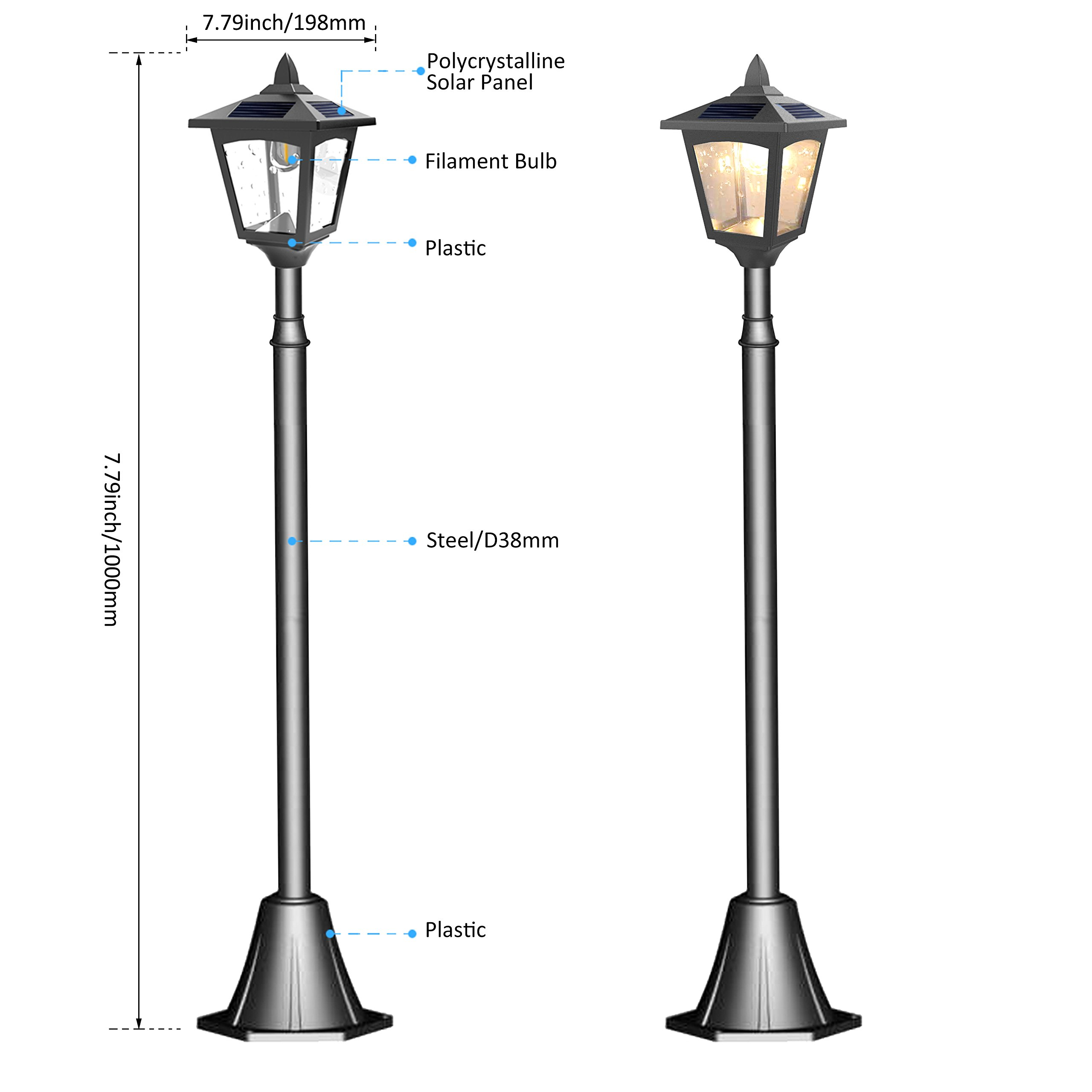 Cheap Street Post Lamp Find Street Post Lamp Deals On Line At Alibaba Com
