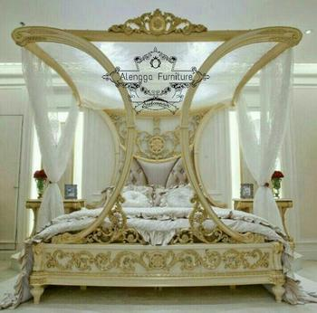 High Quality Clic Luxury Carved King