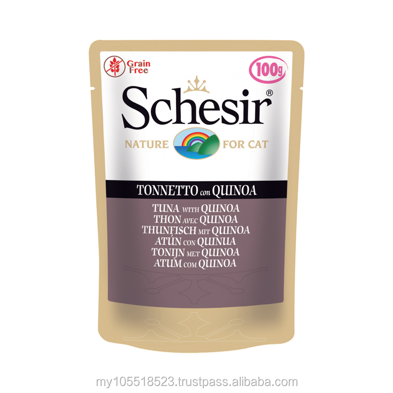 Schesir Pouch cat food