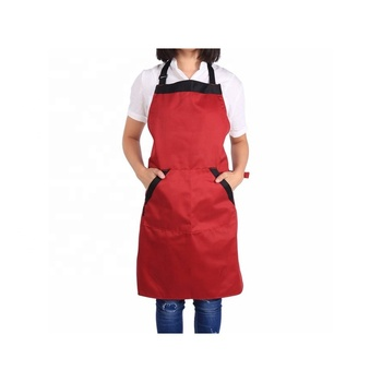 100% Pure Cotton Chef Kitchen Cooking Apron at Best Price