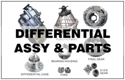 DIFFERENTIAL PARTS FOR NS UD CKA451 KC TRAILER TRUCK PARTS
