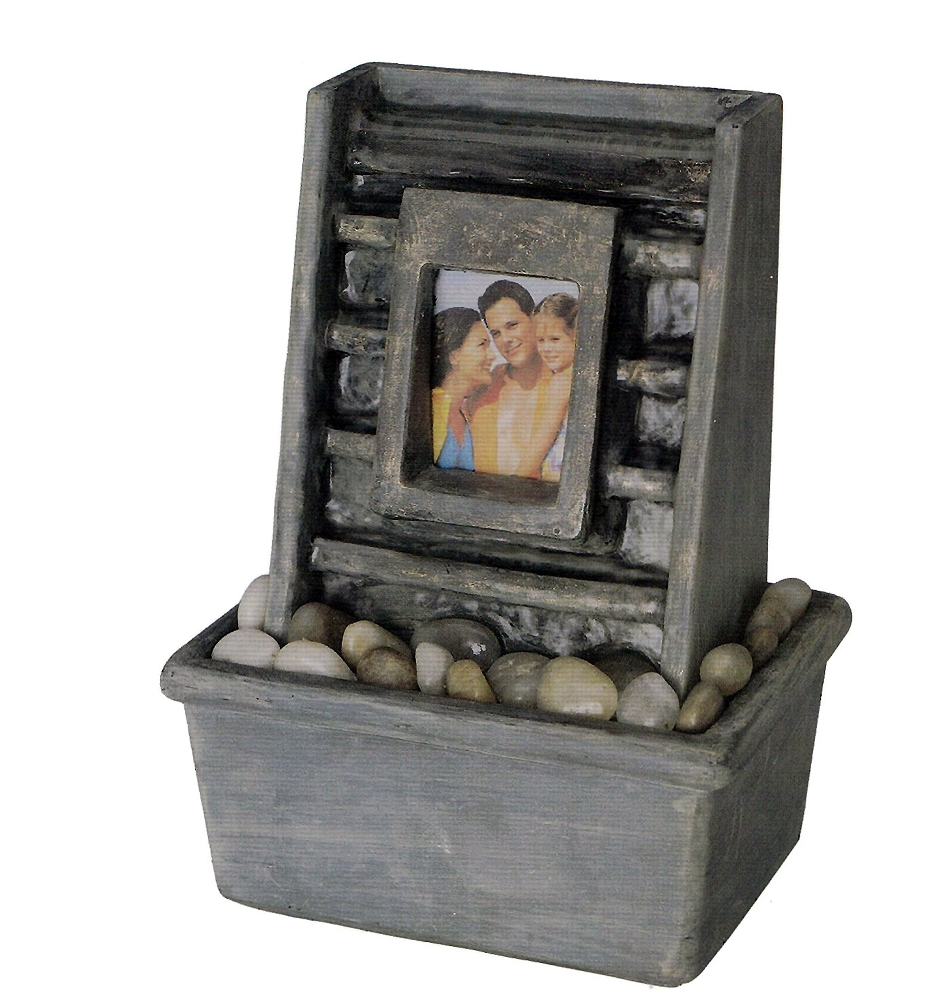 Get Quotations Homedics Envirascape Fountain Frame