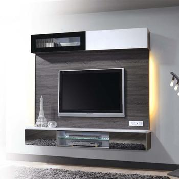 Modular Living Room Led Lcd Design Home Furniture Tv Cabinet