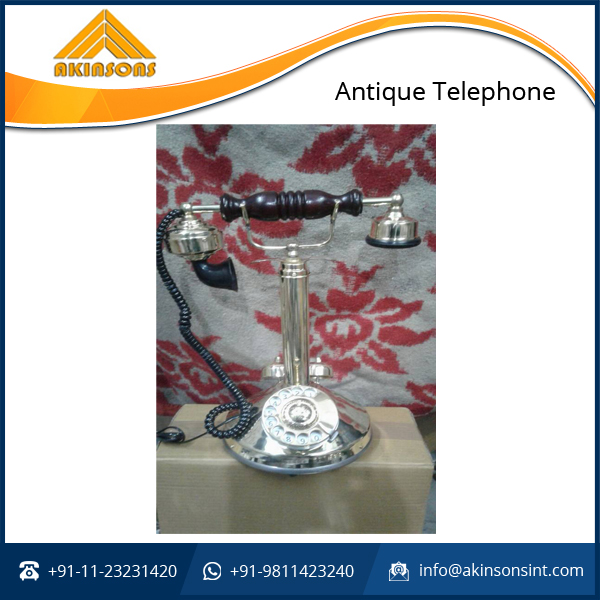 Standard Export Quality Antique Telephone at Nominal Rate