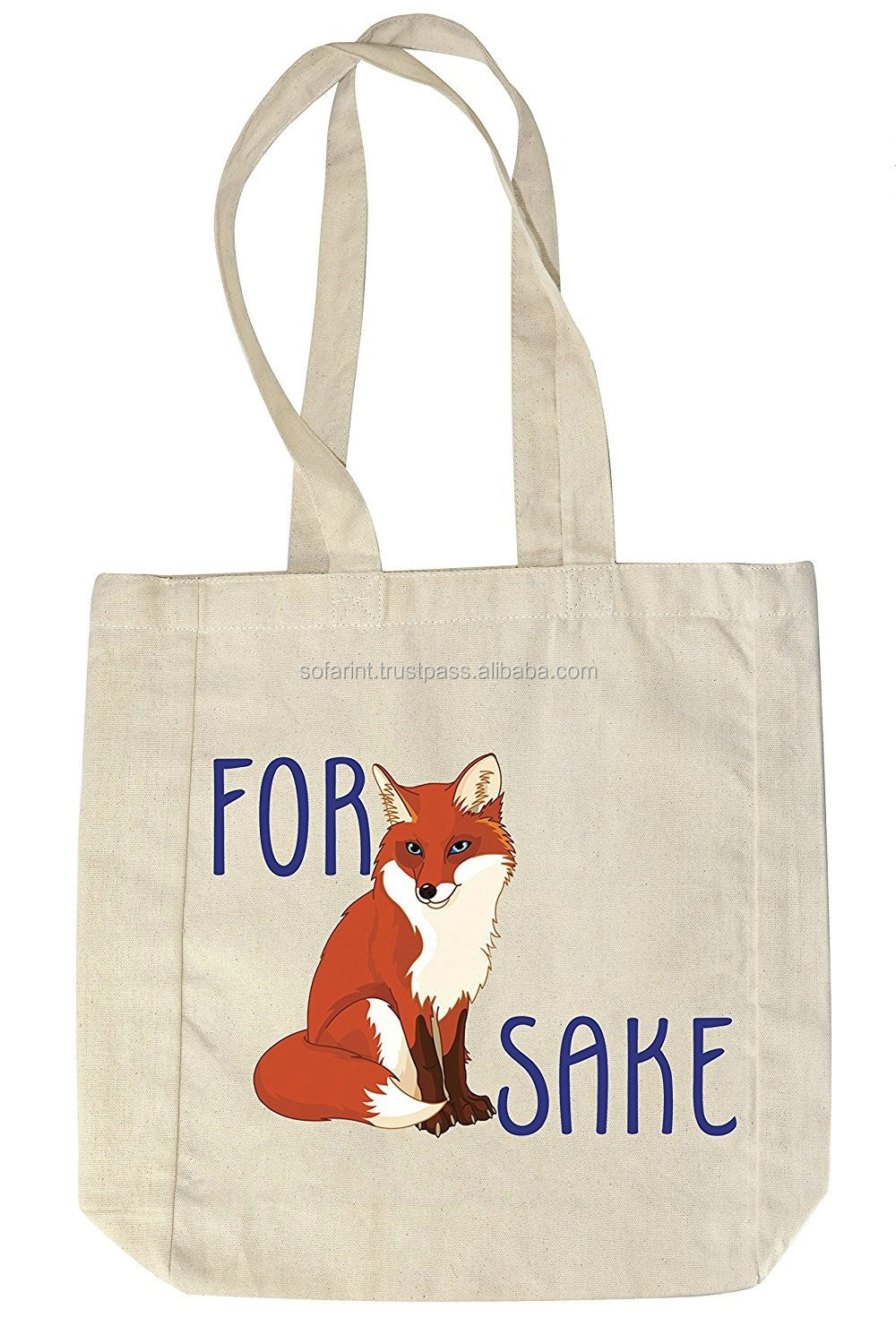 Cotton Grocery Bags Shopping Bag Calico Bag