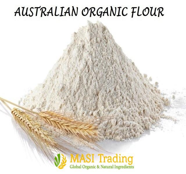 الأسترالي دقيق القمح العضوي Buy Flour Organic Flour Bakers Flour Product On Alibaba Com