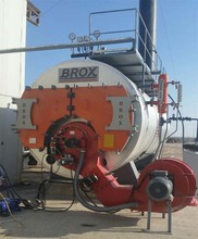 Steam Boiler Syk 300