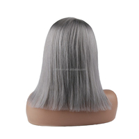 grey blonde red purple pink white 99j colored full lace brazilian human hair bob wig