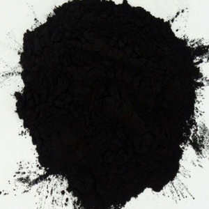 Charcoal powder make from coconut shell
