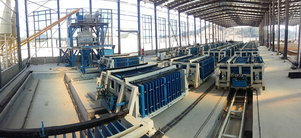 EPS Wall Panel Production Line